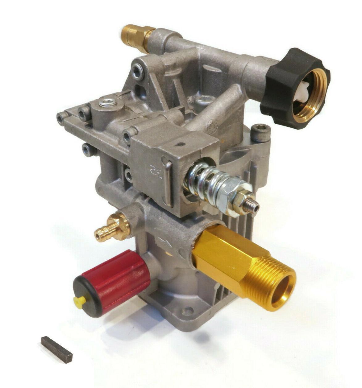 new pressure washer pump fits karcher power
