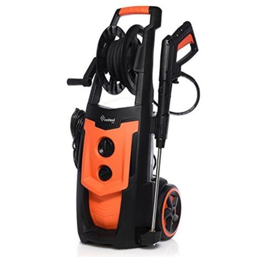 Ivation Electric Pressure Washer 2200 PSI 1.8 GPM with Power