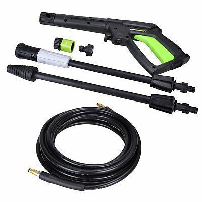 PowRyte Elite 2100 PSI 1.8 Electric Washer,