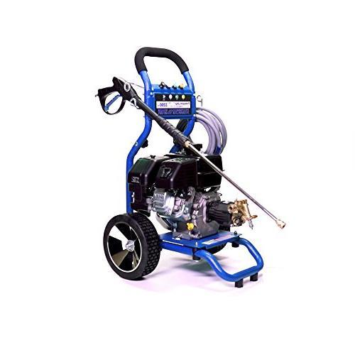 Pressure Pro PP3225K Dirt Laser Pressure Washer, Blue/Black/