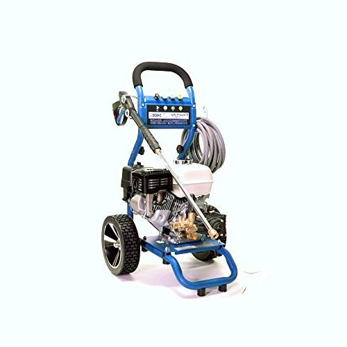 Pressure Pro PP3425H Dirt Laser Pressure Washer, Blue/Black/
