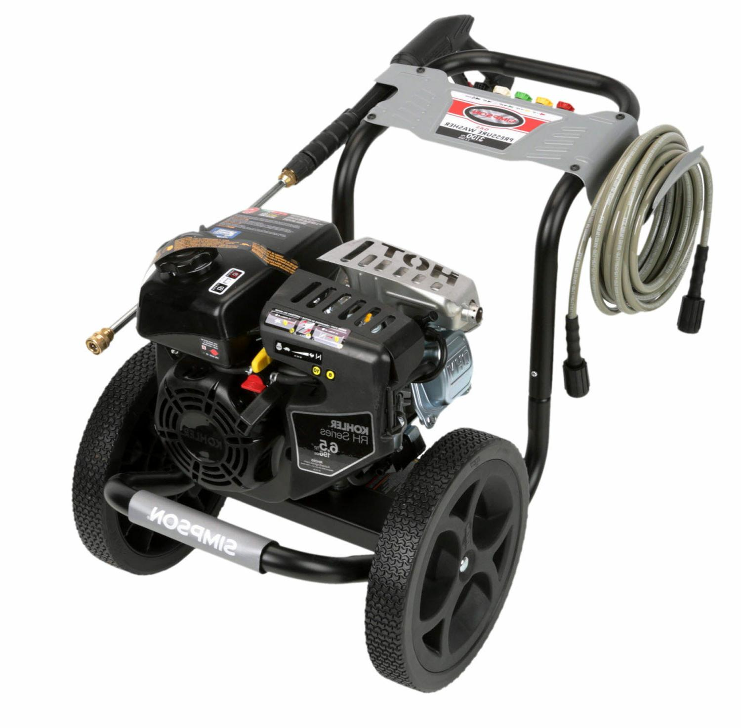 Simpson 3100 @ 2.4 Kohler Cold Pressure Washer MS60763-S