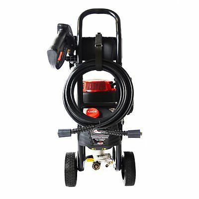 Simpson Steel Gas Engine Pressure Washer with Wand,