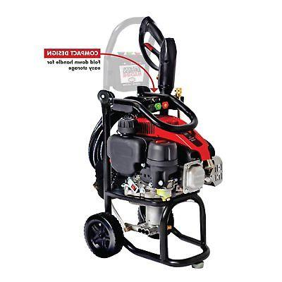 Simpson Gas Powered Engine Pressure Washer