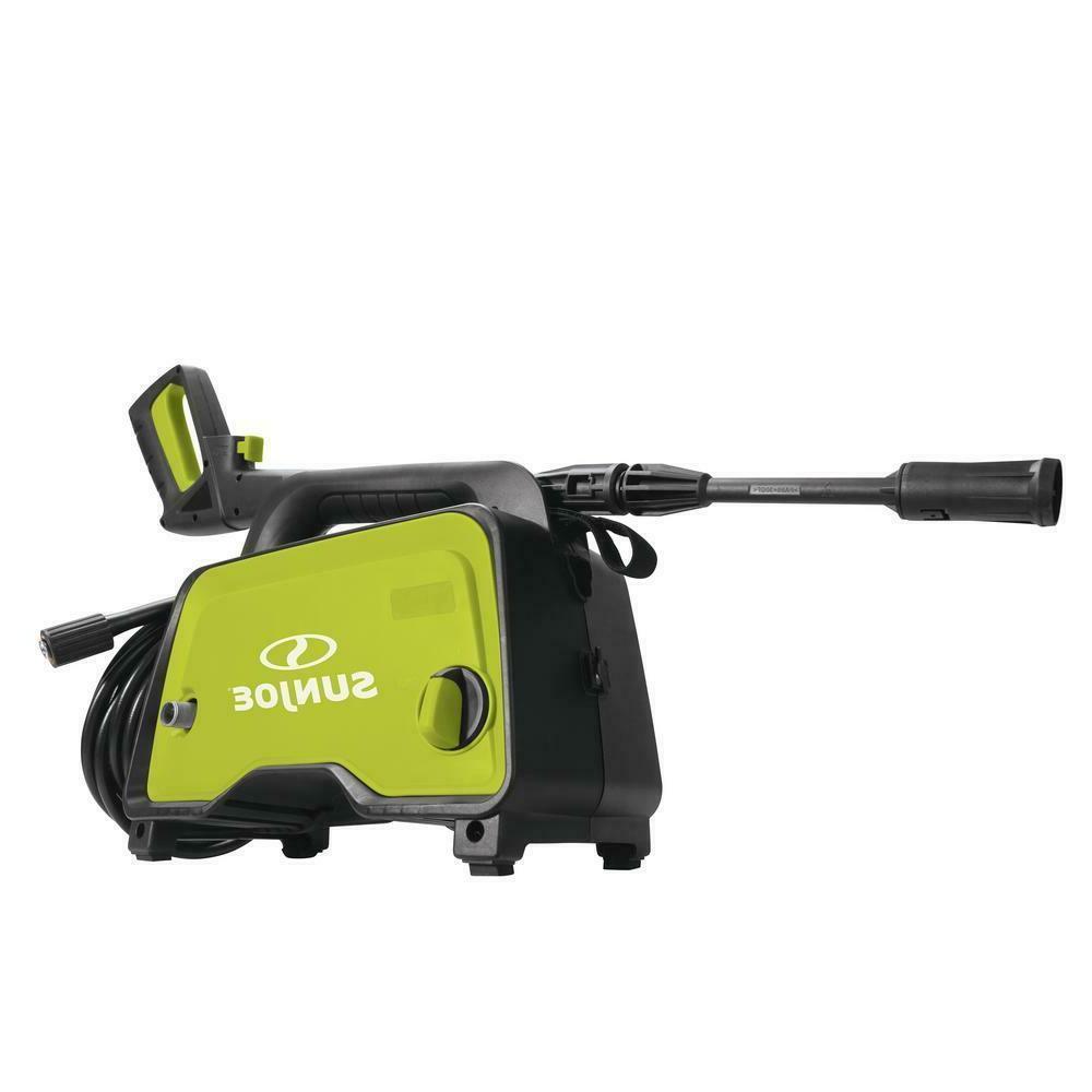 Sun Joe Portable Cordless Pressure Washer | Brushless Motor
