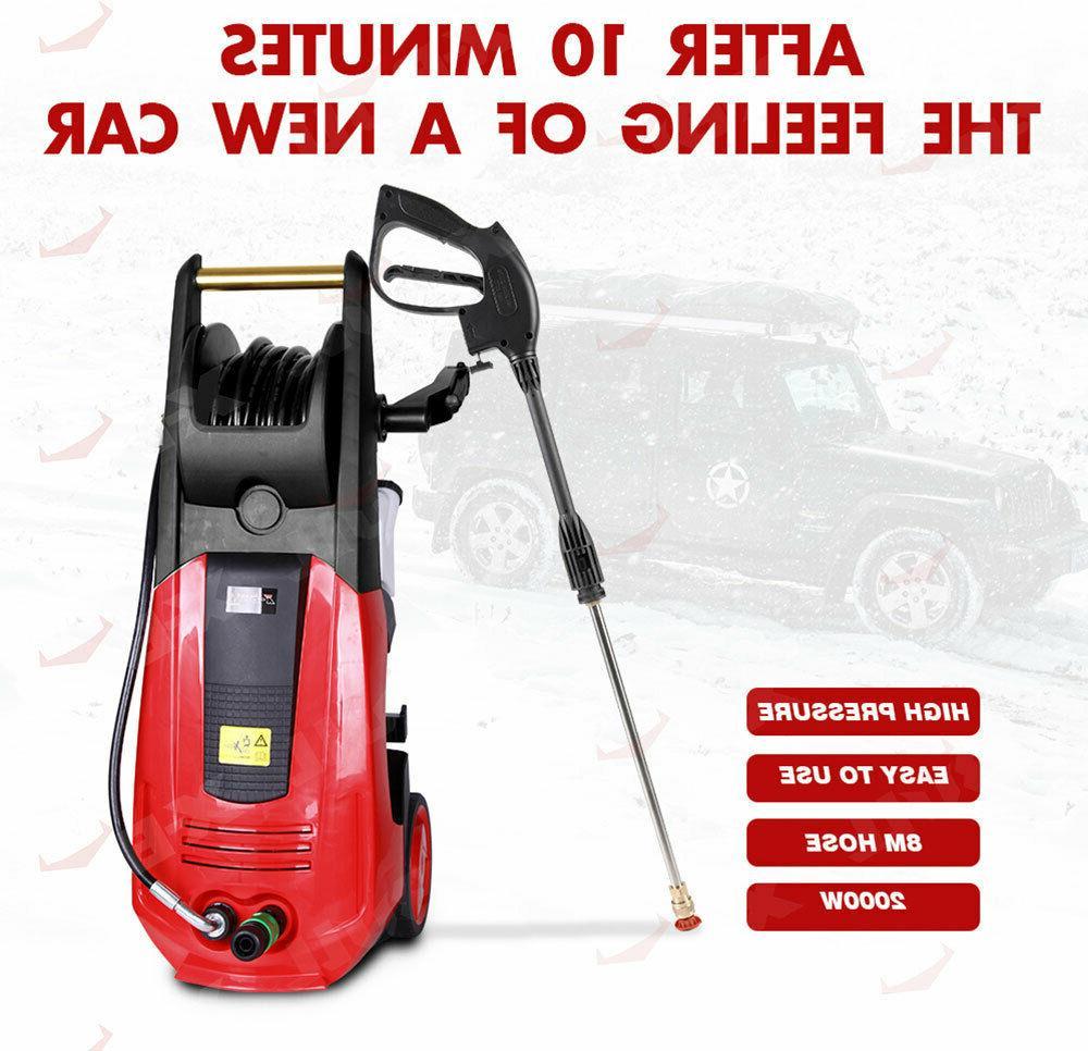 Pressure Washer 4800PSI Gas Gun 5