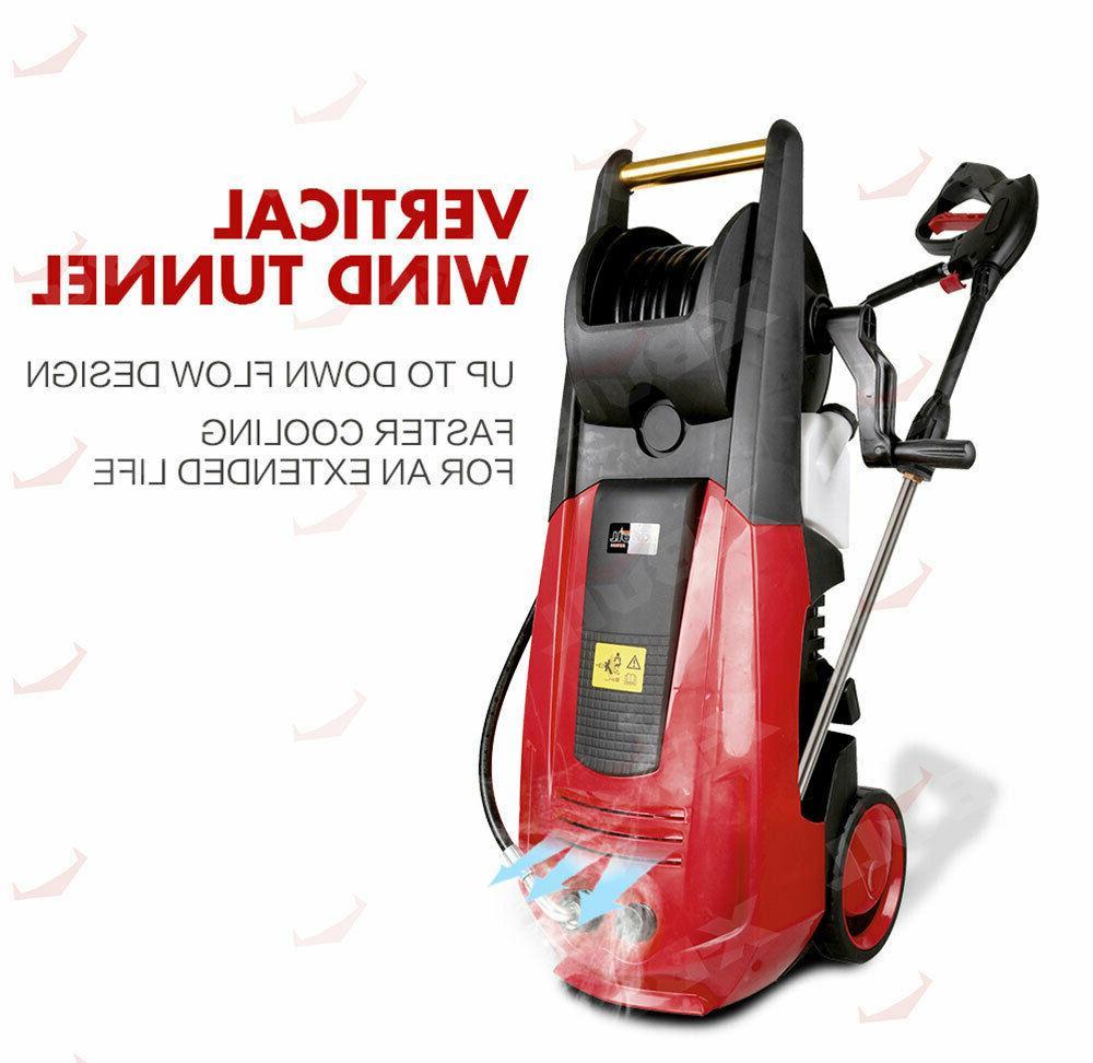 Pressure Washer 4800PSI 6.5HP Gas with Power Gun 4-Stroke