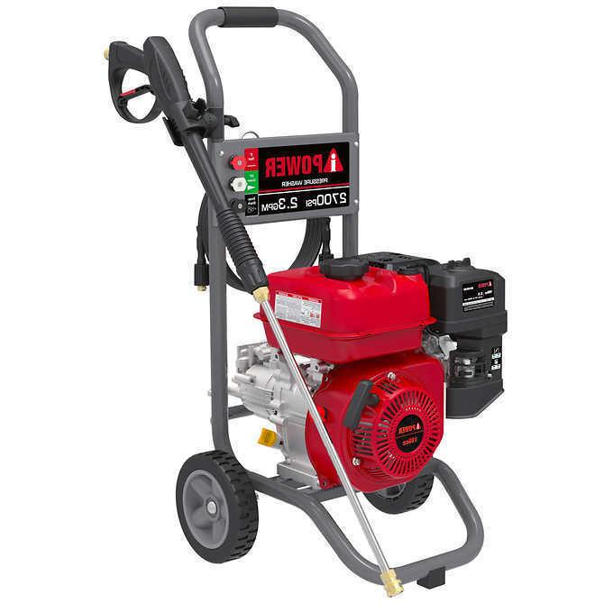 a ipower high pressure washer 2700 psi