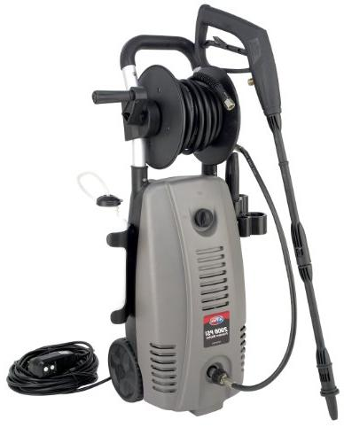 All Electric Pressure Washer With Hose Reel