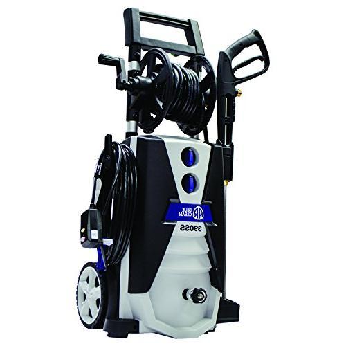 AR Clean Electric Pressure Washer, Blue