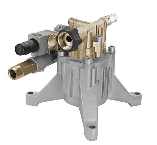 PowerFit AUN31099 Vertical Brass PW Pump