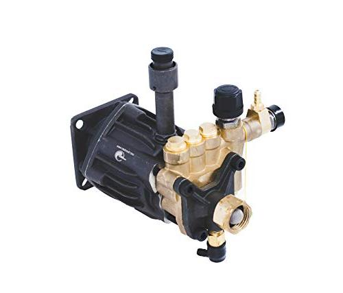 axial pressure washer pump 6