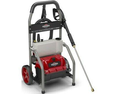 briggs and stratton 1800psi electric pressure washer