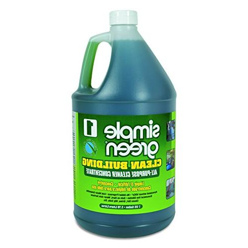 clean building purpose cleaner concentrate