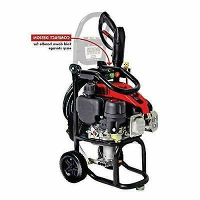 SIMPSON Machine Gas Pressure Washer Powered