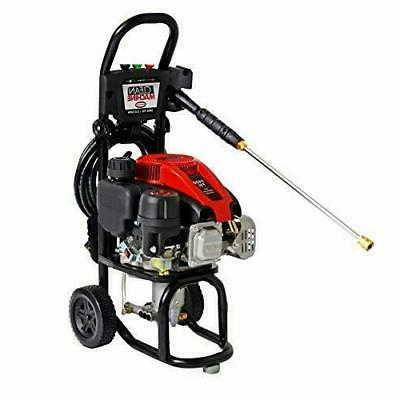 SIMPSON Cleaning CM60912 Machine Gas Pressure Powered by...