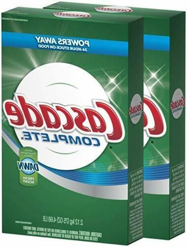 complete powder dishwasher detergent