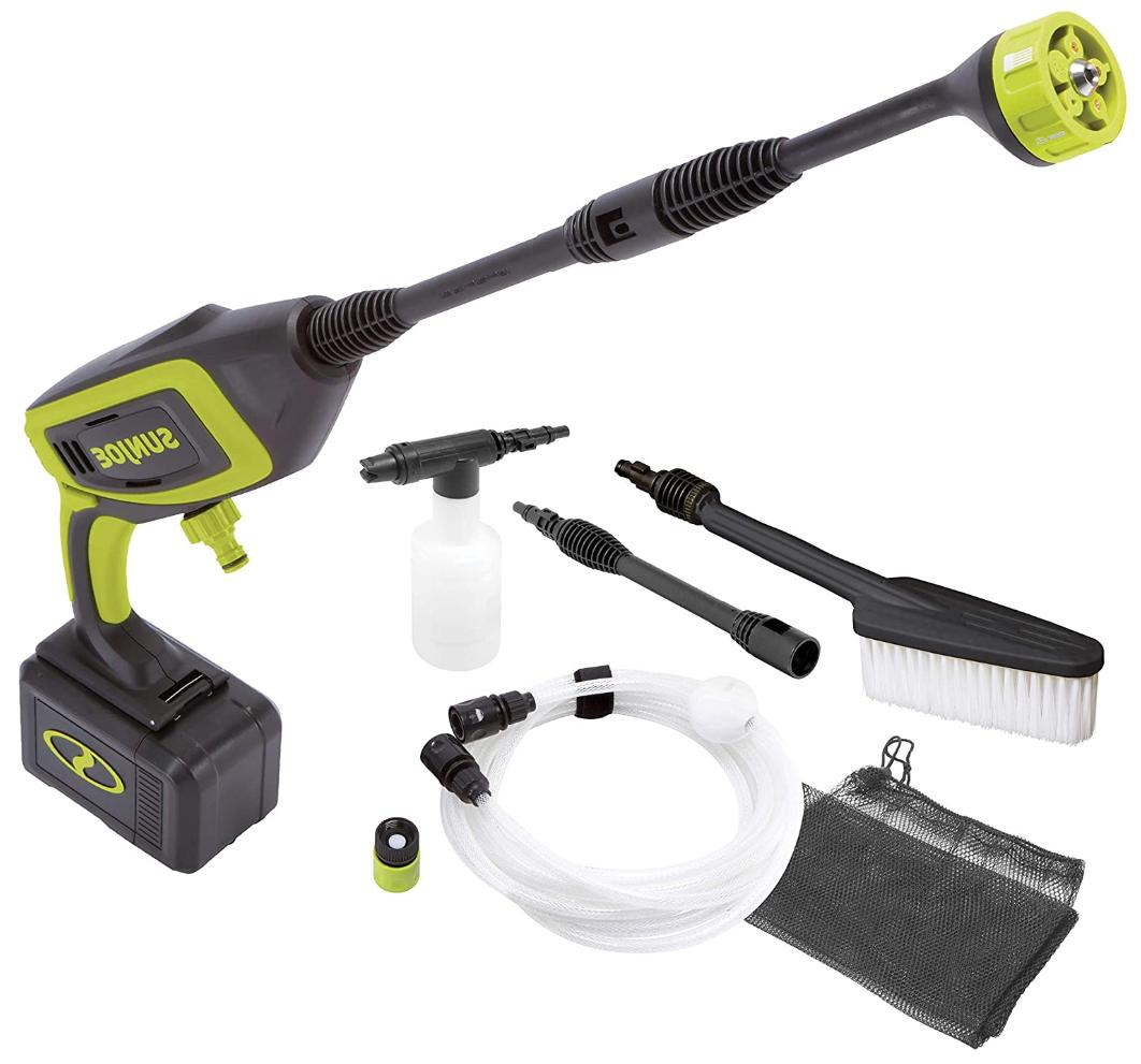 cordless battery powered 350 psi 0 6