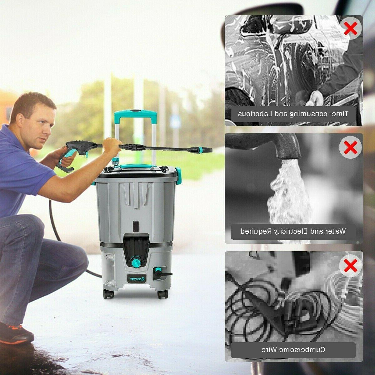 Cordless Pressure 1160 With