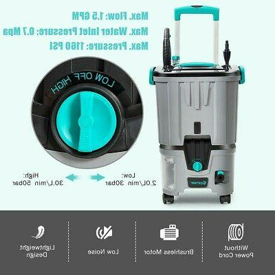 Cordless Electric 1160 Psi 20L Water Tank