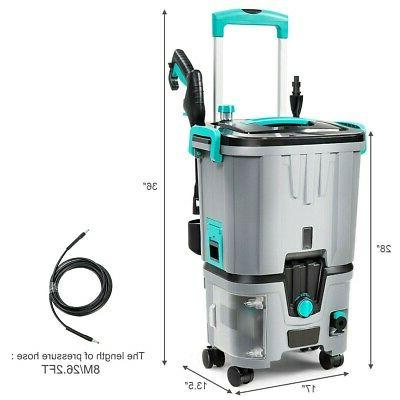Cordless Electric Washer 1160 20L Water