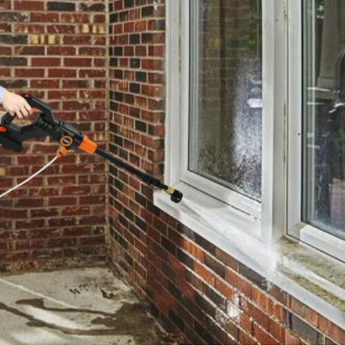 Cordless Pressure Washer Battery & Charger