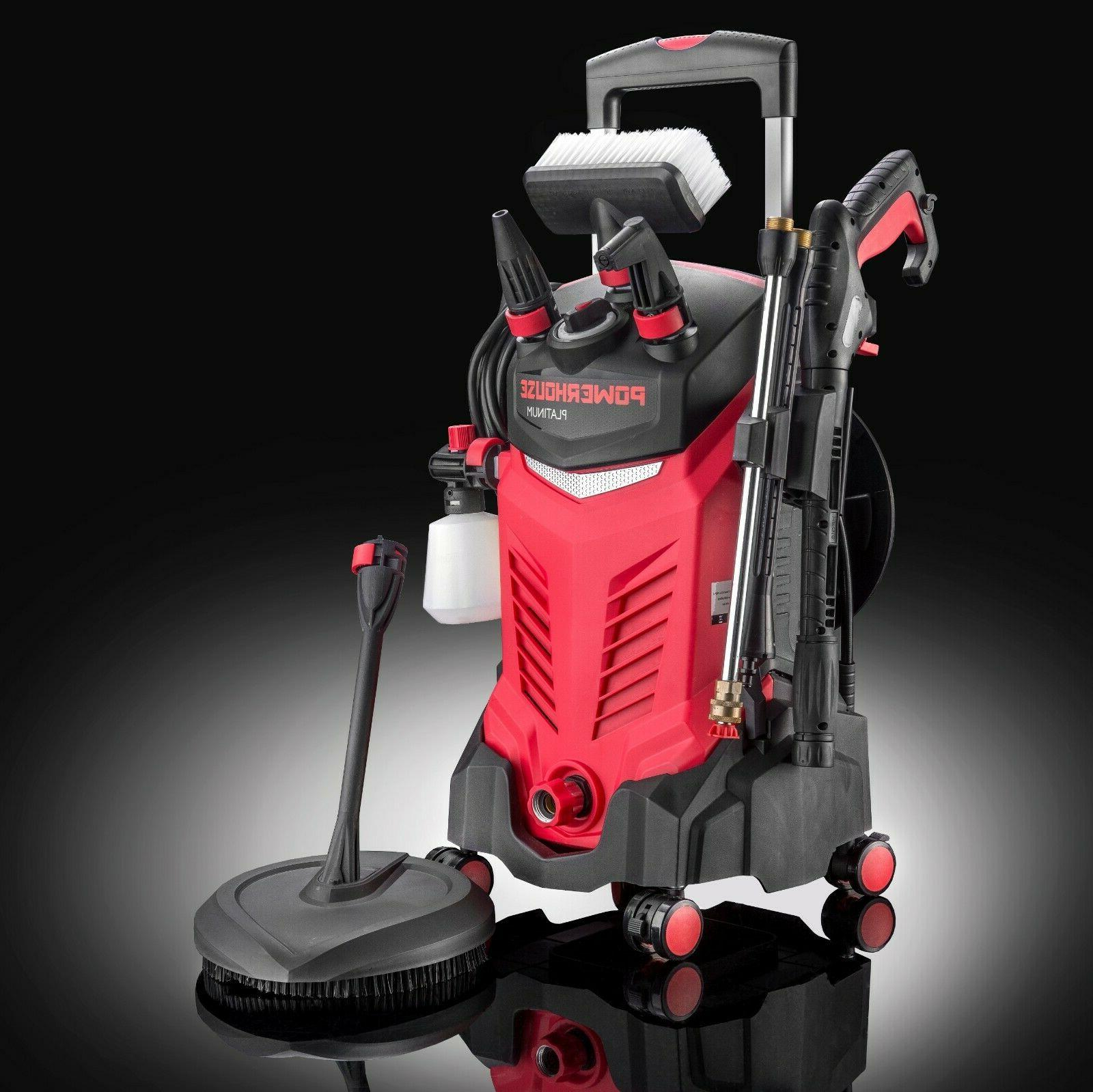 electric high power pressure washer 3000 psi