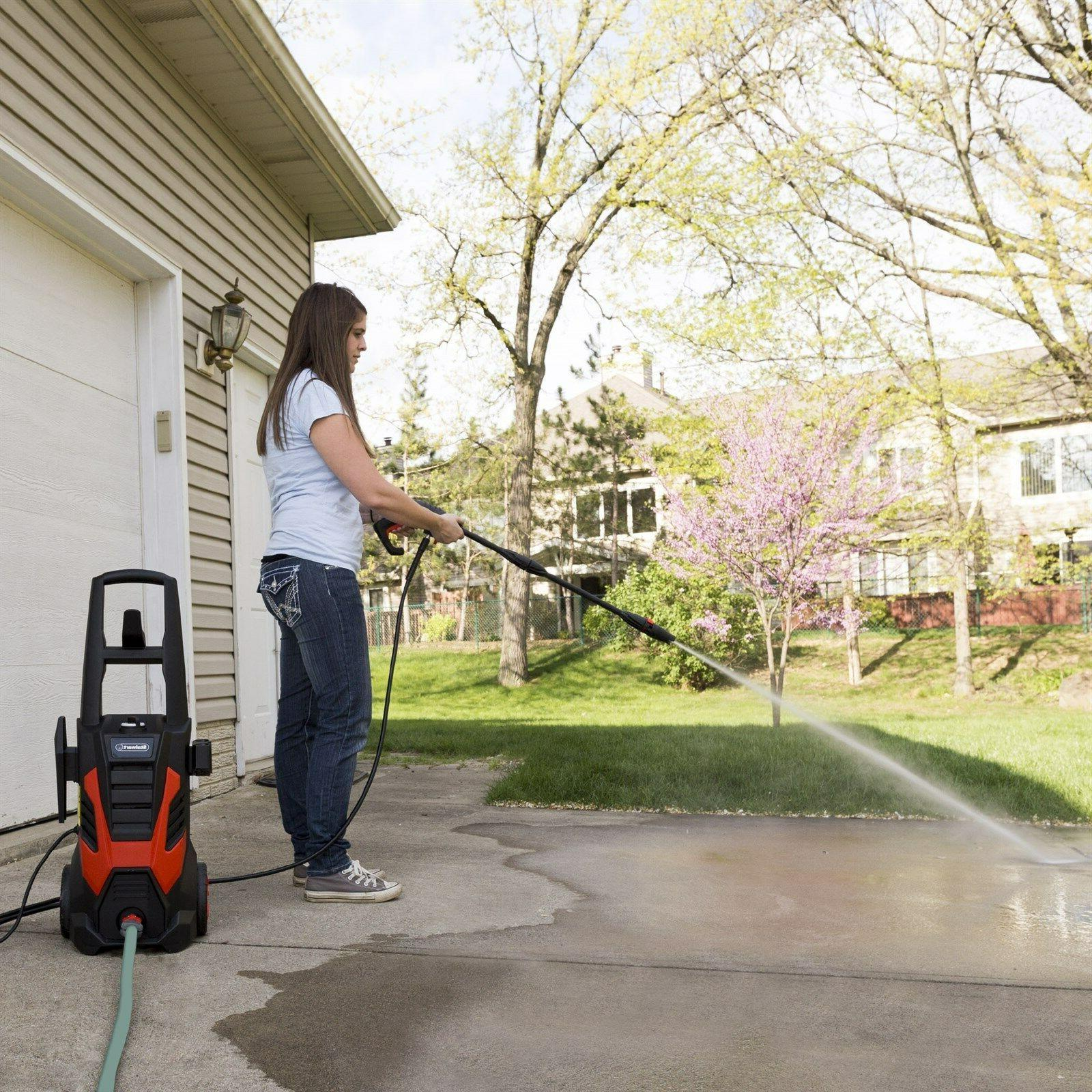 Stalwart Electric Cleaner 1500 PSI Siding