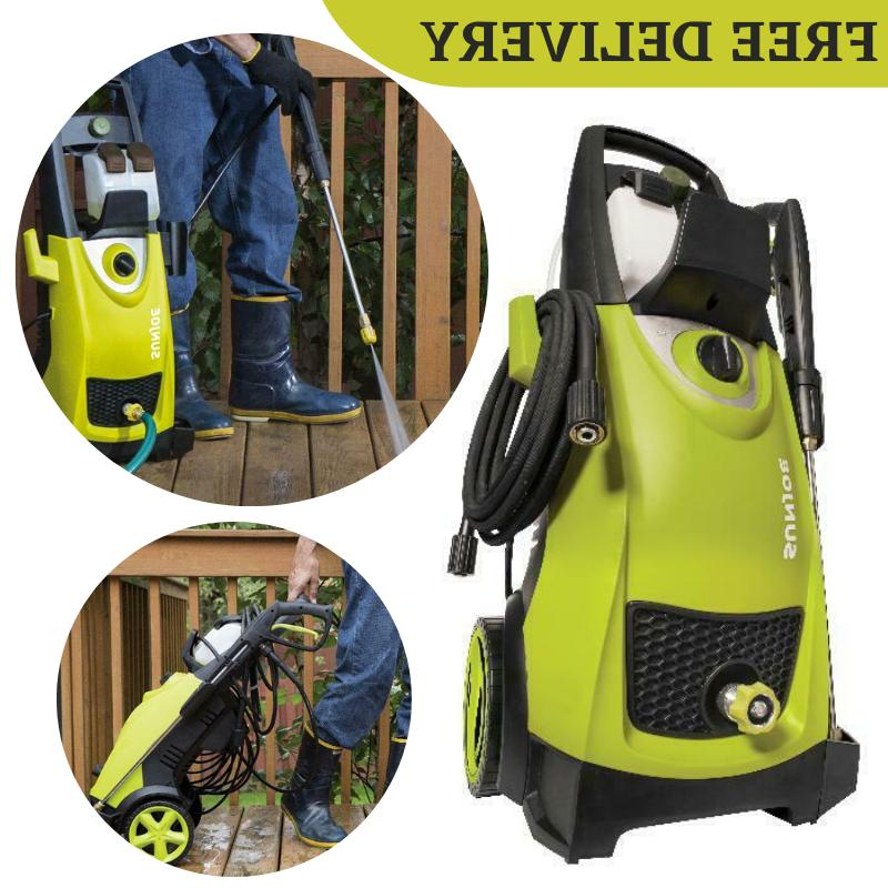 electric pressure power washer 2030 psi 1