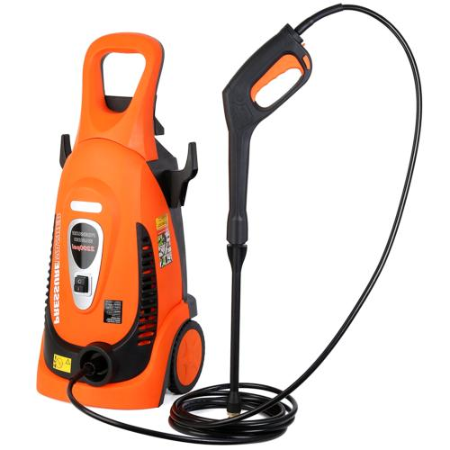 Ivation Pressure 2200 PSI 1.8 with Power Hose Nozzle Gun and All Parts in Soap