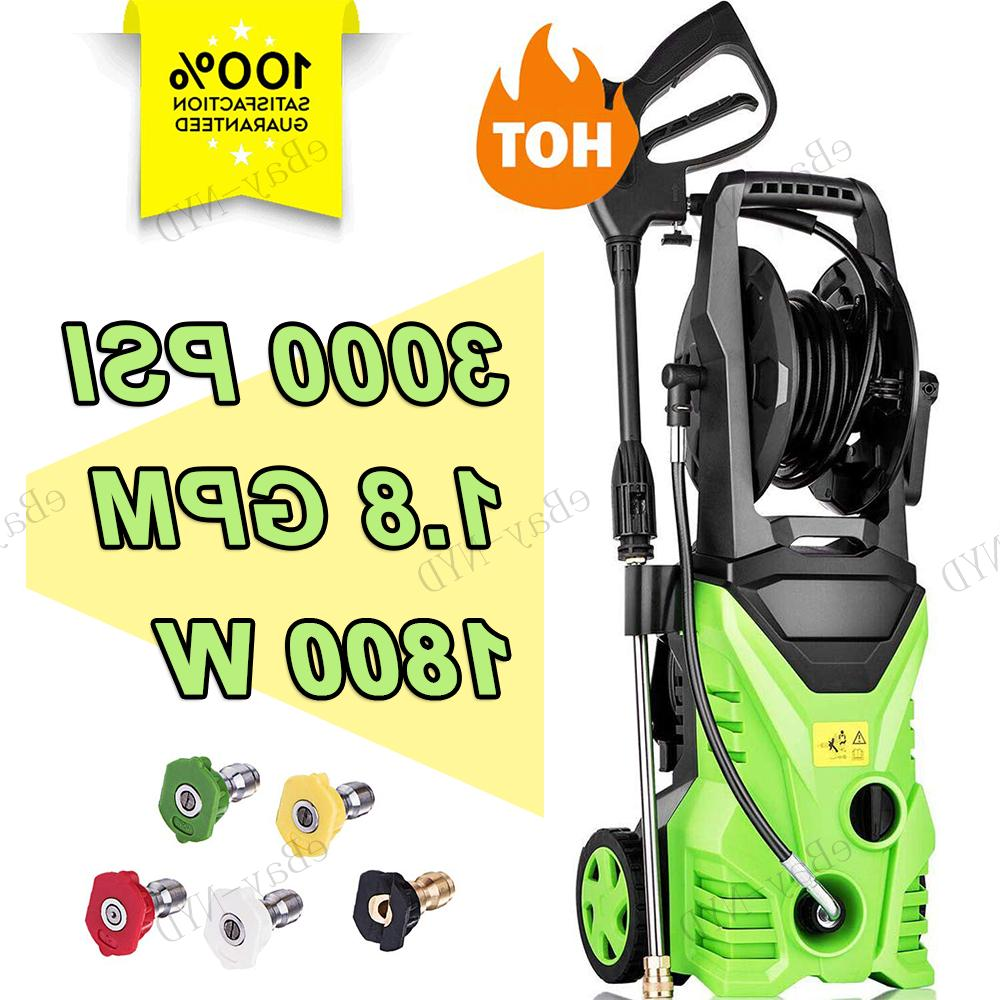 Electric Pressure Washer PSI Water Porable