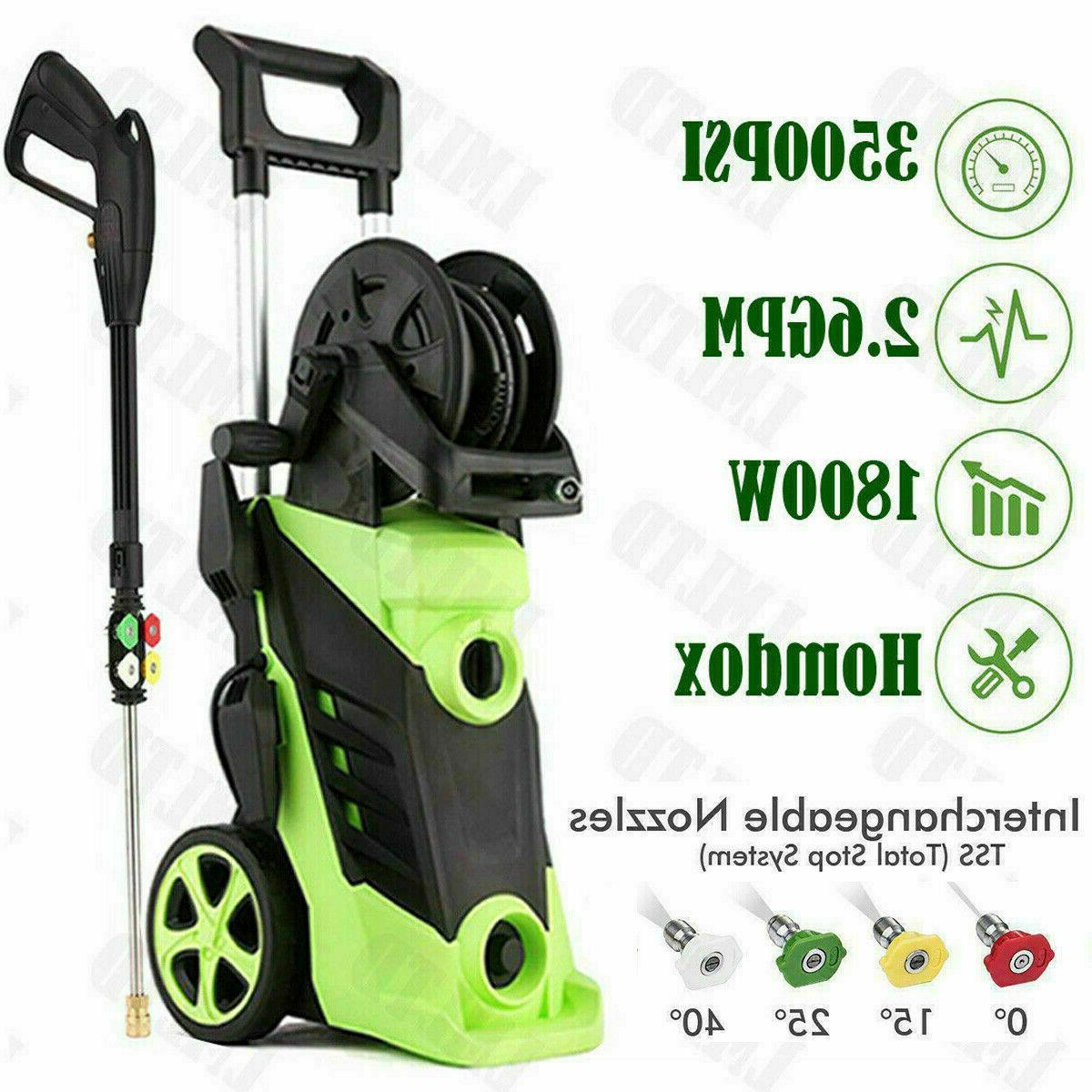 electric pressure washer 3500 psi 2 6