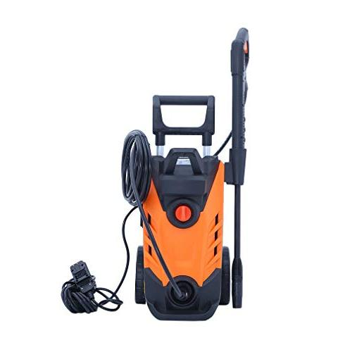 electric pressure washer power