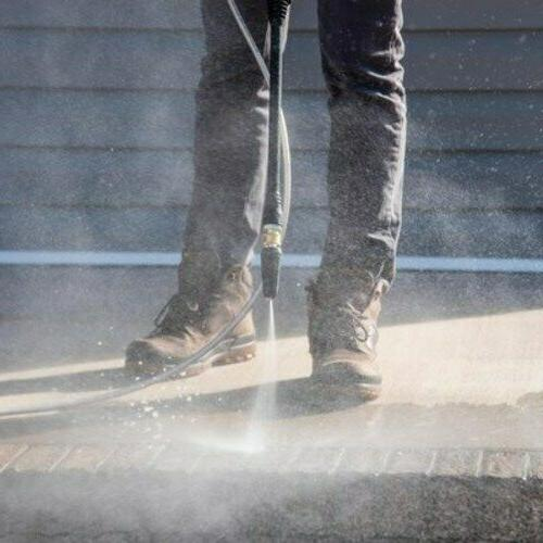 Electric Pressure Cleaning Cold Deck Home