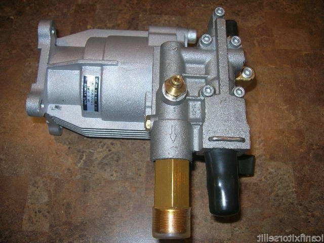 3000 PSI Power Pressure Washer Water Pump Simpson Mega Shot