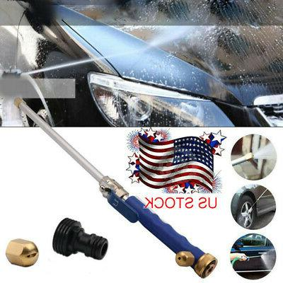 garden high pressure power washer nozzle wand