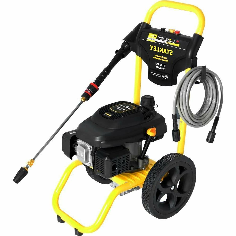 Gas Operated Pressure Washer Best High Power Washers Gasolin