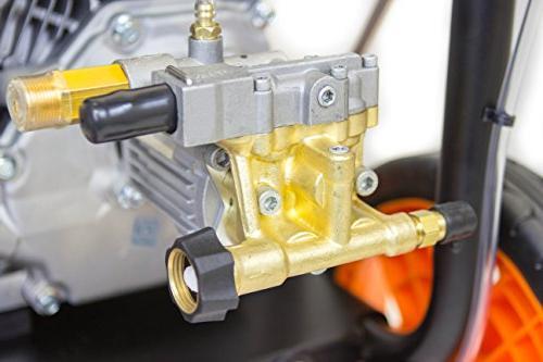 WEN 3100 PSI 208cc Gas Pressure