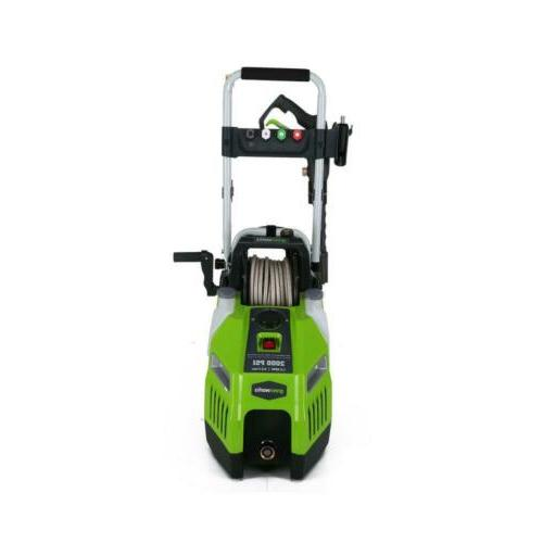 GreenWorks GPW2001 Horz PRS Washer
