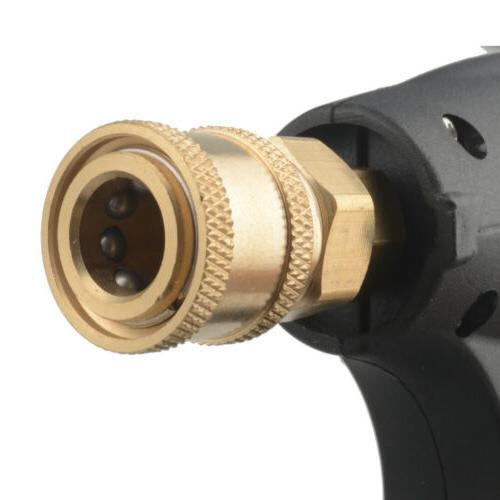 High Pressure Washer Gun Water Jet Max 4350PSI Pressure Power Washers