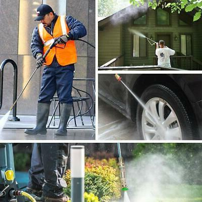 "PEGGAS Spray Nozzle 5 Pack Quick 1/4"""