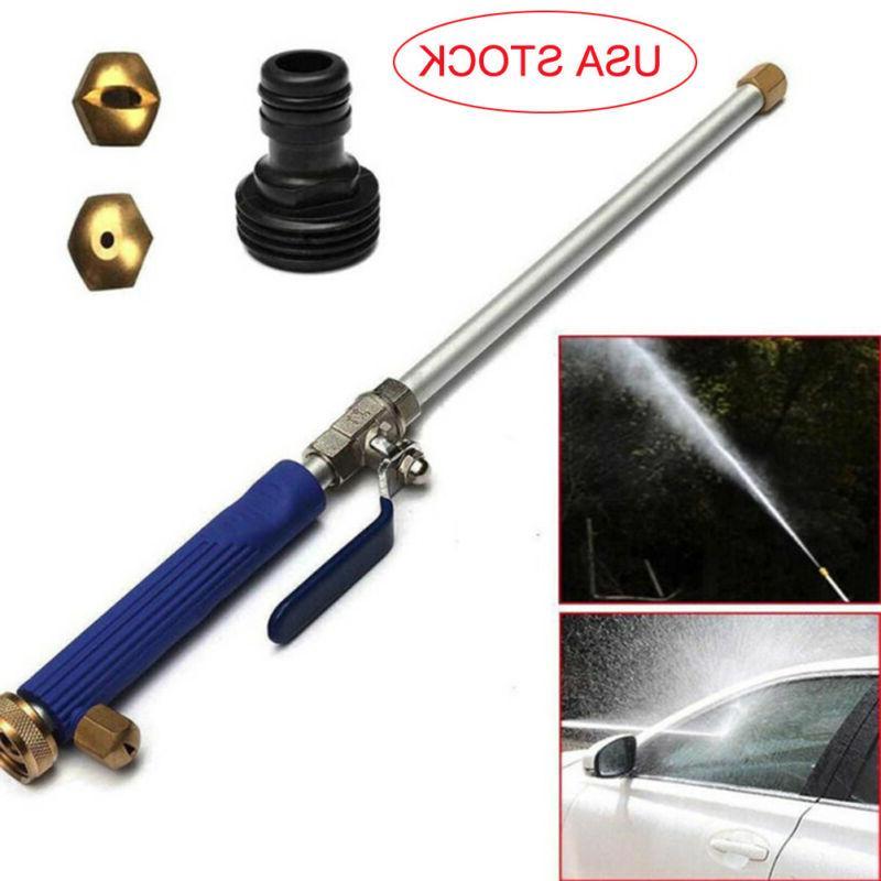 high pressure power washer water spray gun