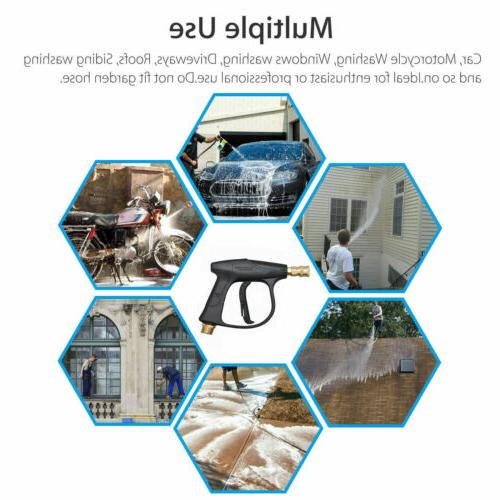 High Pressure Gun Water Jet PSI for