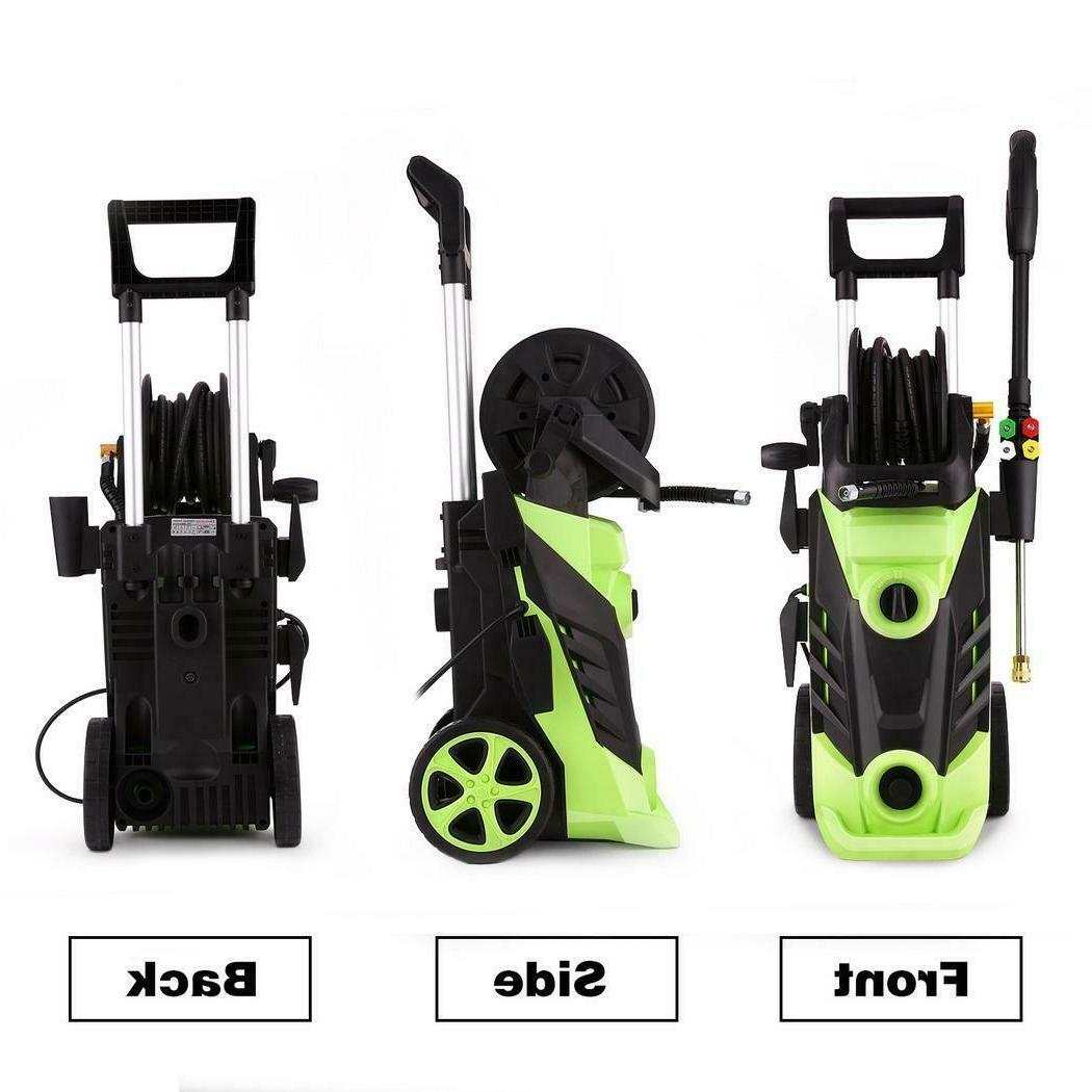 Homdox Electric Pressure Washer 2.6GPM Powered Cleaner Machine