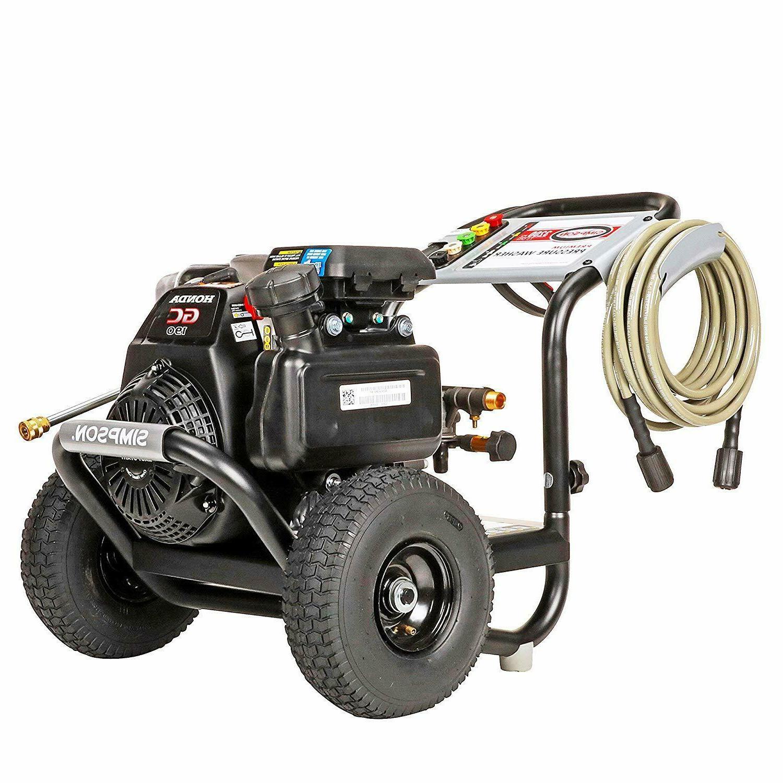 Honda Engine Pro Grade Home Rolling Carriage Gas Powered