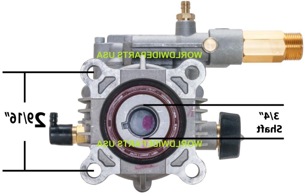 2,750 Pressure Washer UPGRADE Craftsman