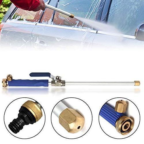 CAVEEN Magic Pressure Power Washer Nozzle Washing Window Wand