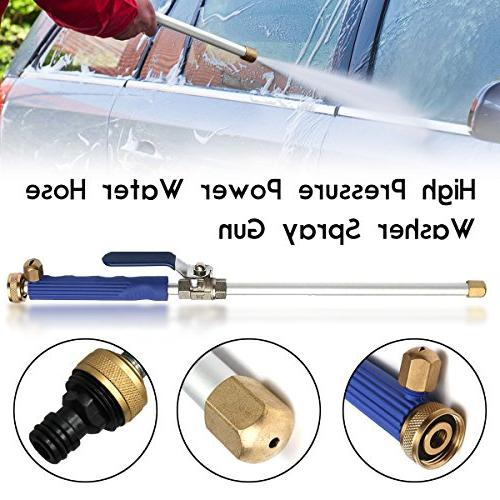 CAVEEN Magic Wand Power Nozzle Window Washing Wand