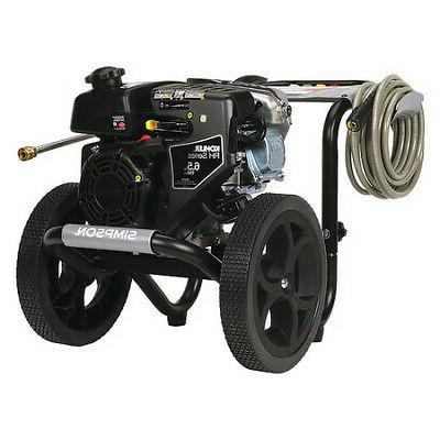Simpson Ms60763-S Medium Duty 3000 Psi 2.4 Gpm Cold Water Ga
