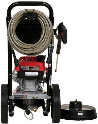 Simpson MS60805-S at gas pressure HONDA